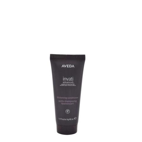 Aveda Invati advanced™ Thickening conditioner 40ml - ispessente per capelli fini