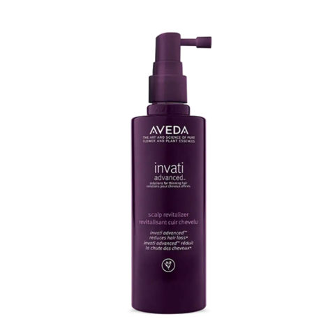 Aveda Invati advanced™ Scalp revitalizer 150ml - spray rinforzante per capelli fini e diradati