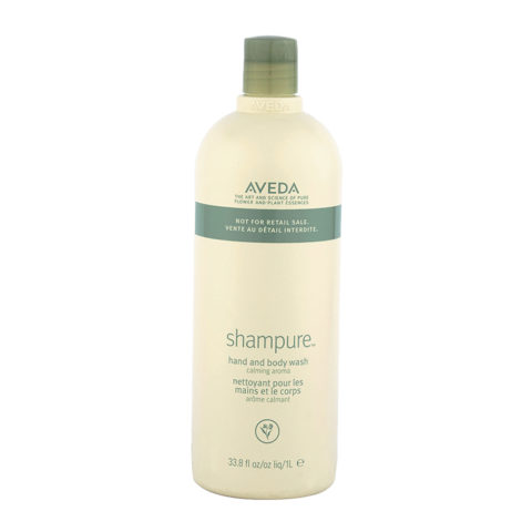 Aveda Shampure™ Hand & Body Wash 1000ml - bagnoschiuma e sapone mani