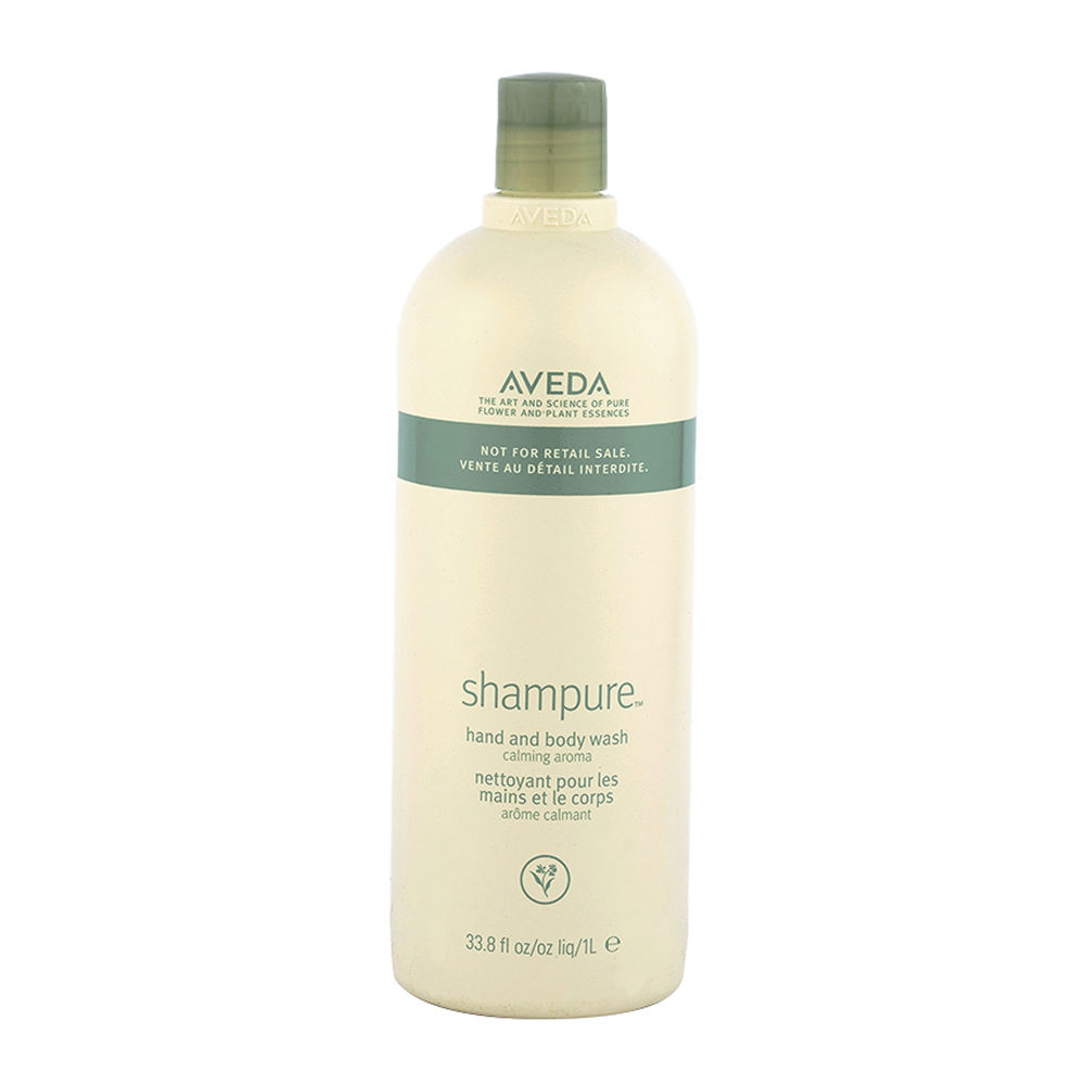 Aveda Shampure™ Hand & Body Wash 1000ml - bagnoschiuma e sapone mani
