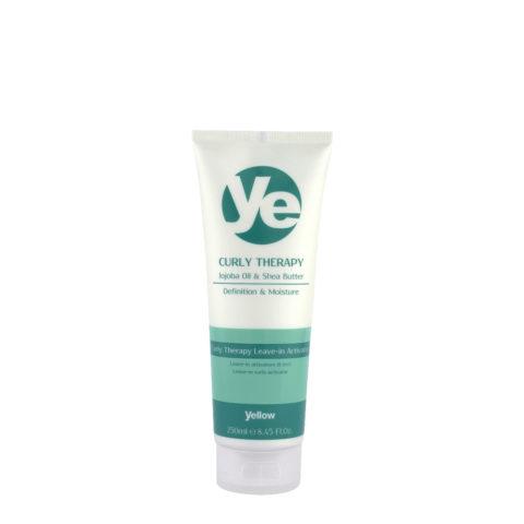 Alfaparf Ye Curly Therapy Leave-In Activator 250ml - Attivatore Di Ricci