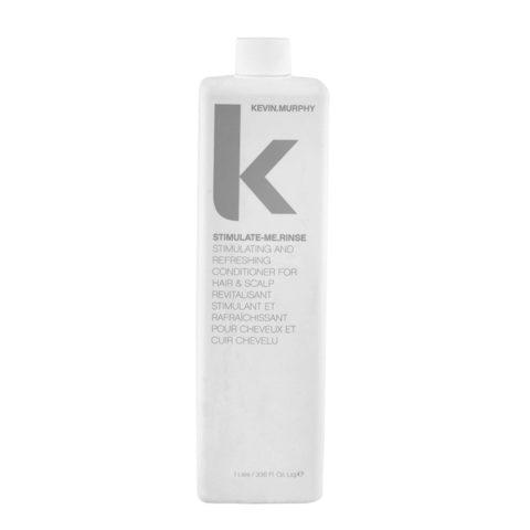 Kevin Murphy Conditioner Stimulate-me rinse 1000ml - Balsamo energizzante