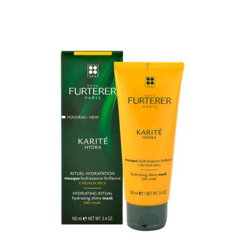 René Furterer Karité Masque Hydratation Brillance 100ml - maschera idratazione brillantezza