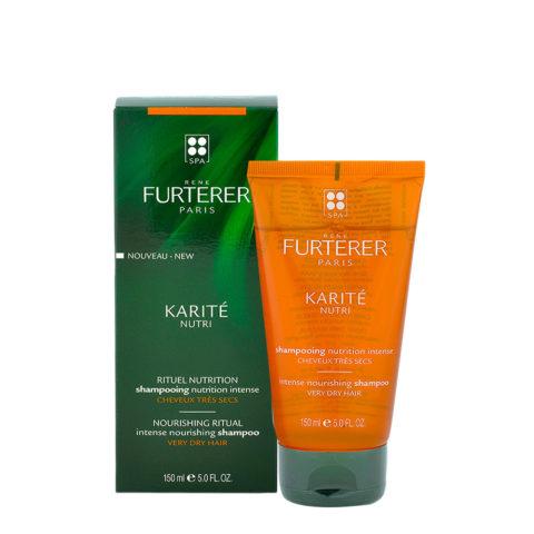 René Furterer Karité Intense Nourishing Shampoo 150ml - shampoo nutrizione intensa