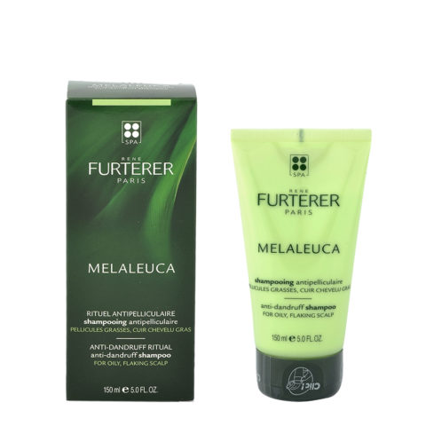 René Furterer Melaleuca Antidandruff Shampoo 150ml - Shampoo Antiforfora Grassa