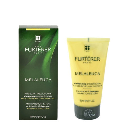 René Furterer Melaleuca Antidandruff Shampoo 150ml - Shampoo Antiforfora Secca