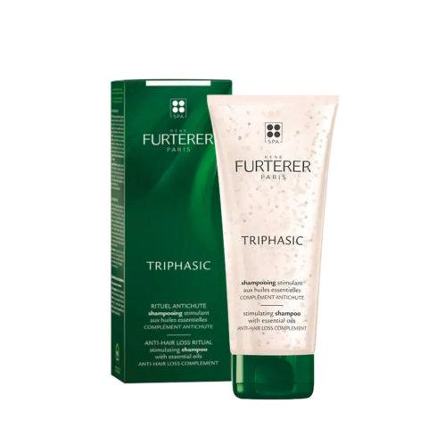 René Furterer Triphasic shampoo 200ml - shampoo stimolante