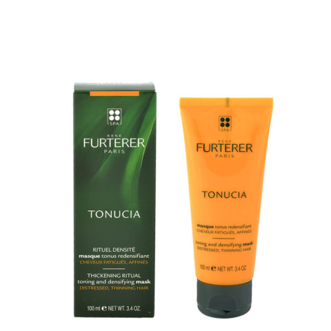 René Furterer Tonucia Toning and densifying Mask 100ml - maschera tonificante ridensificante