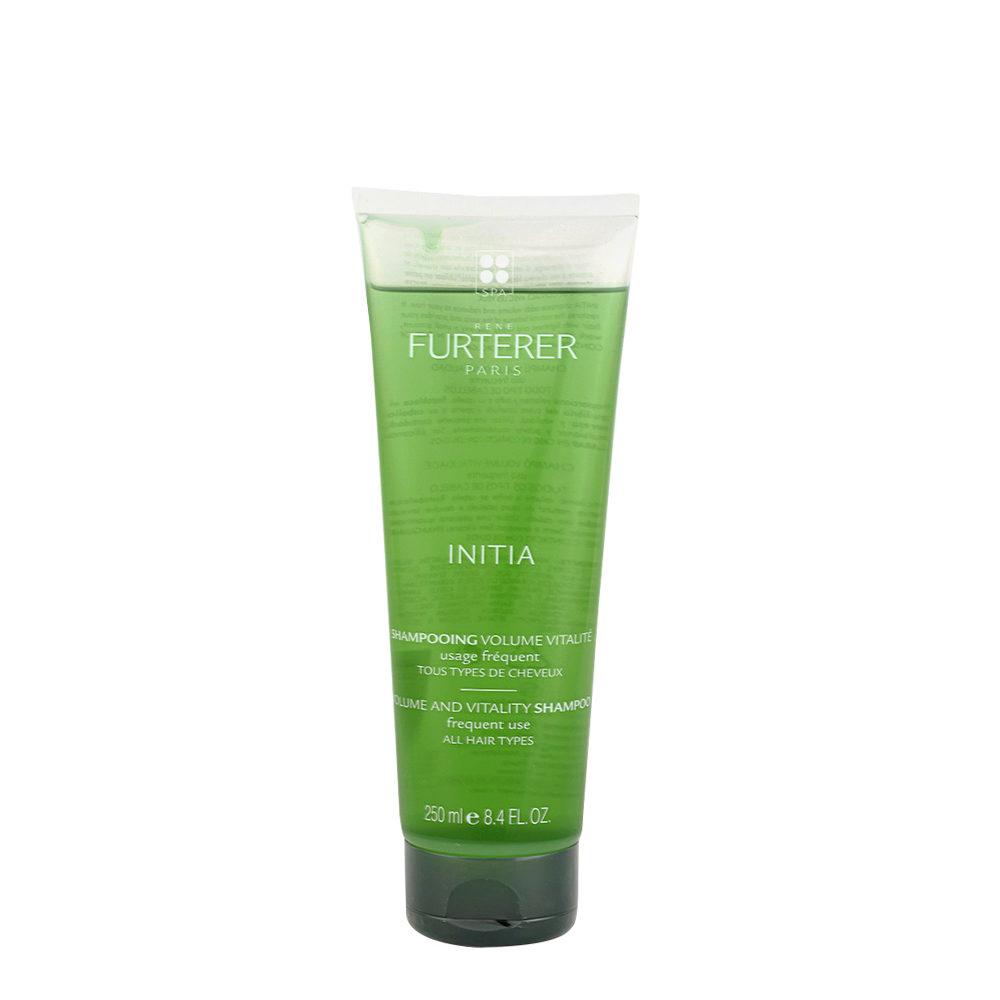 René Furterer Initia Volume & Vitality Shampoo 250ml - Shampoo Volume E Vitalità Uso Frequente