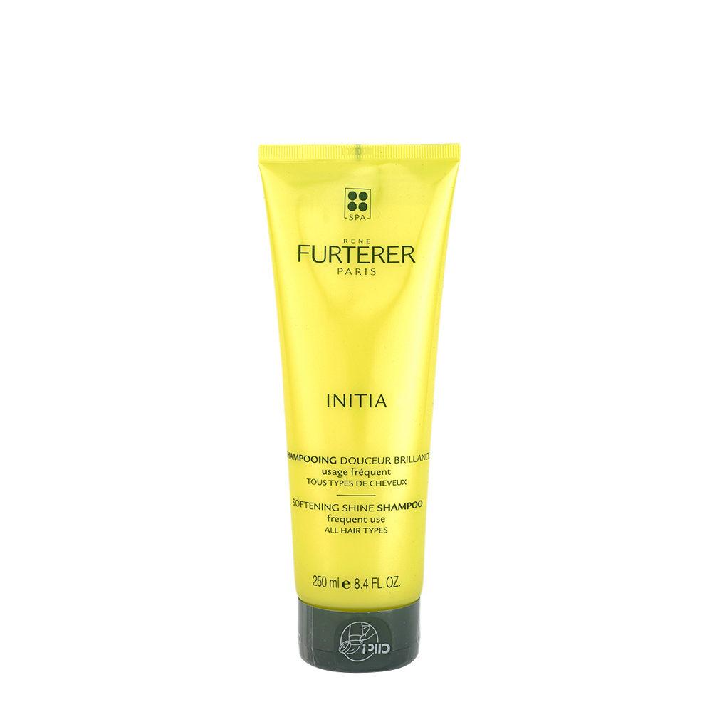 René Furterer Initia Softening Shine Shampoo 250ml - Shampoo Brillantezza Uso Frequente