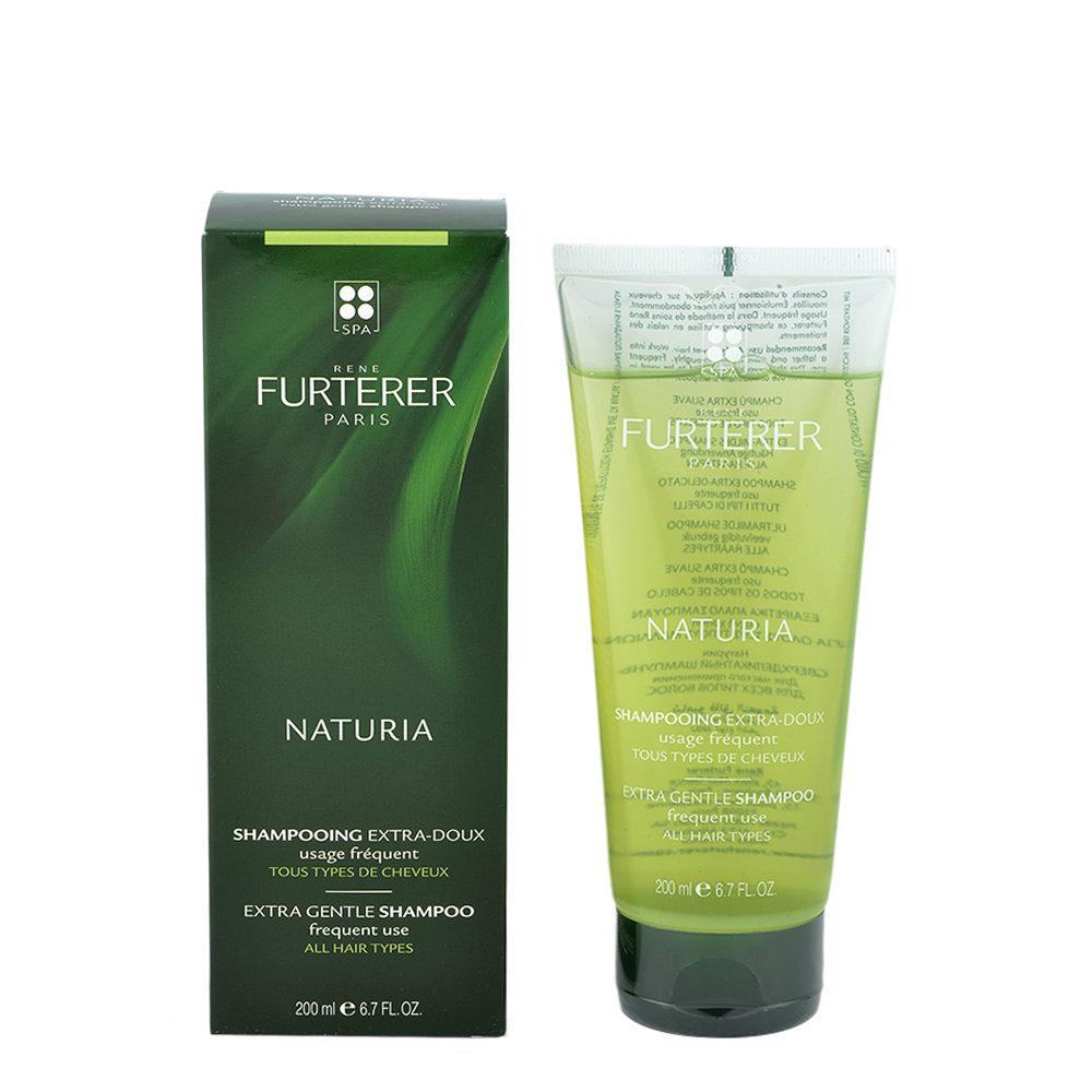 René Furterer Naturia Extra-gentle Shampoo 200ml - shampoo extra delicato