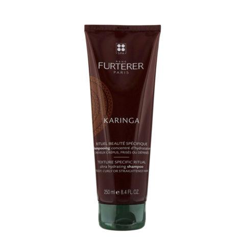 René Furterer Karinga Ultra Hydrating Shampoo 250ml - shampoo ultra idratante