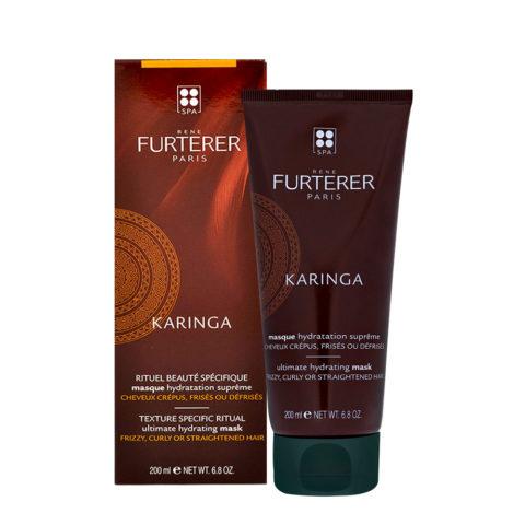 René Furterer Karinga Ultimate Hydrating Mask 200ml - maschera ultra idratante