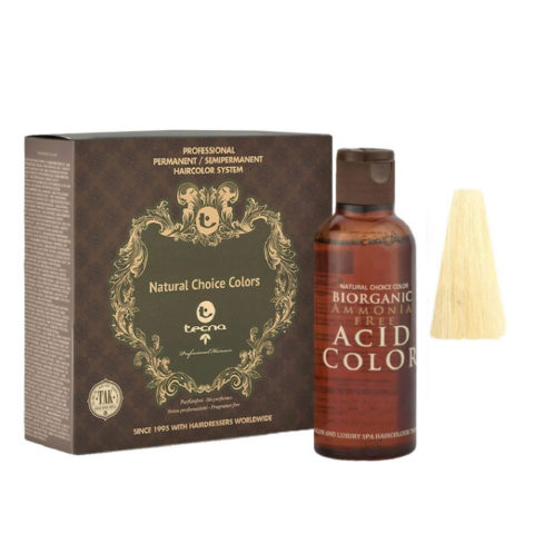 11.3 Superschiarente dorato Tecna NCC Biorganic acid color 3x130ml