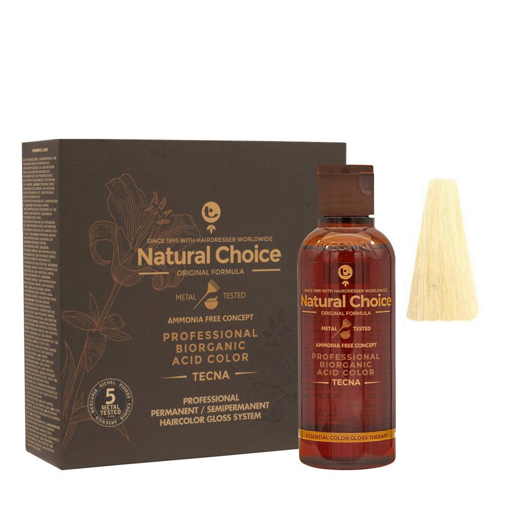 11.3 Superschiarente dorato Tecna NCC Biorganic acid color 3x130ml