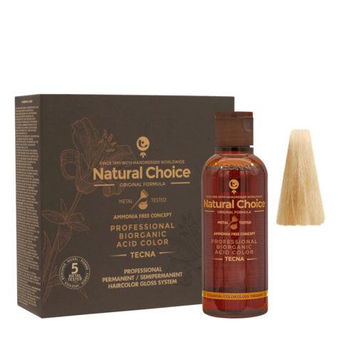9.32 Biondo chiarissimo oro naturale Tecna NCC Biorganic acid color 3x130ml