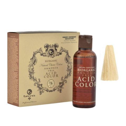 9.3 Biondo chiarissimo dorato Tecna NCC Biorganic acid color 3x130ml