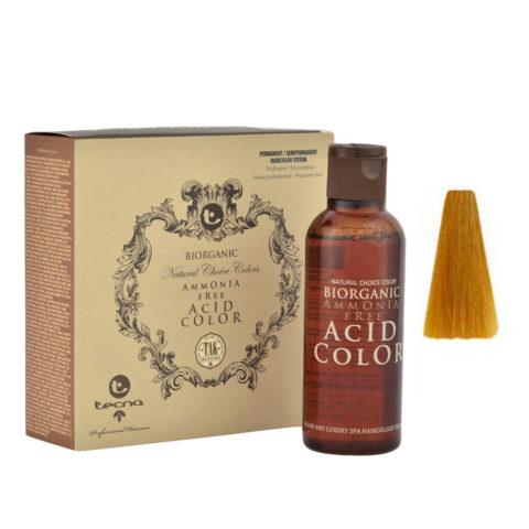 8.33 Biondo chiaro dorato intenso Tecna NCC Biorganic acid color 3x130ml