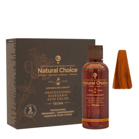 7.35 Biondo wood naturale Tecna NCC Biorganic acid color 3x130ml
