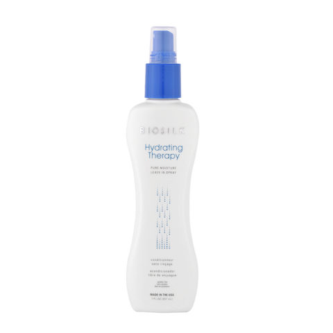 Biosilk Hydrating Therapy Pure Moisture Leave In spray 207ml - spray idratante senza risciacquo