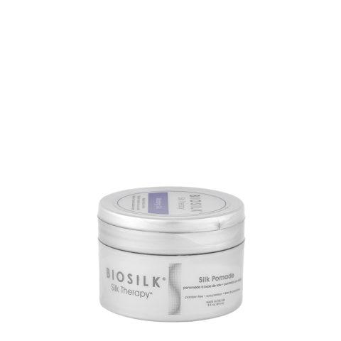 Biosilk Silk Therapy Silk Pomade 89ml - cera lucida