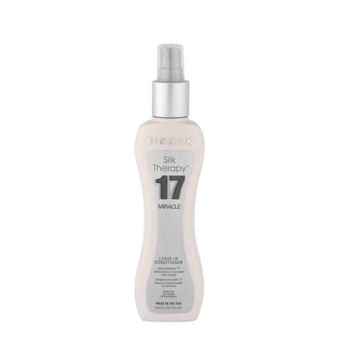 Biosilk Silk Therapy 17 Miracle Leave-In Conditioner 167ml - spray multiuso