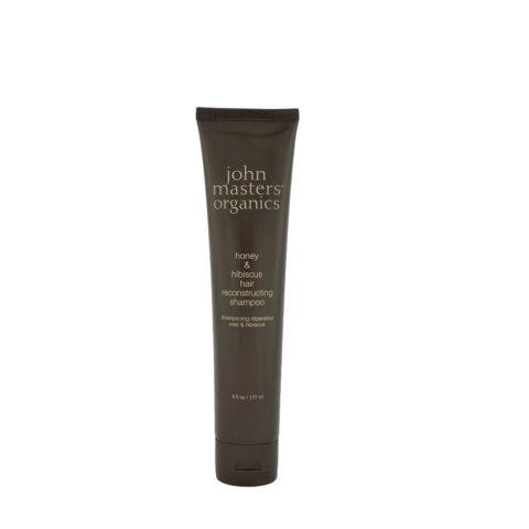 John Masters Organics Honey & Hibiscus Hair Reconstructing Shampoo 177ml - sh. ricostruzione