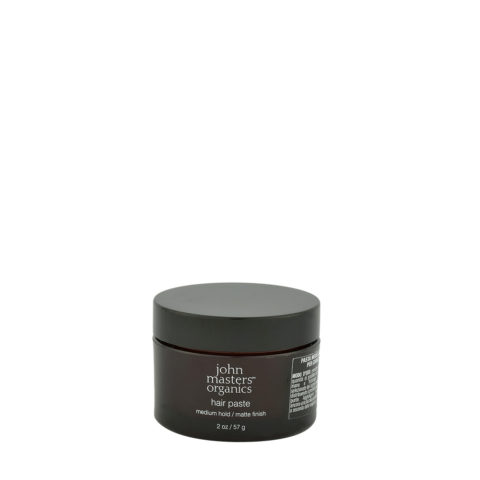 John Masters Organics Hair Paste 57ml - cera naturale effetto opaco