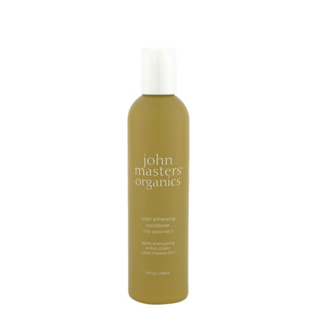 John Masters Organics Color Enhancing Conditioner Blond 236ml - balsamo colorante biondo