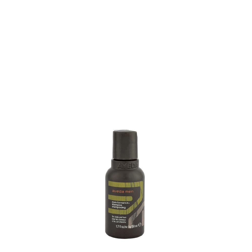 Aveda Men Pure-formance™ Shampoo 50ml - shampoo uomo per uso quotidiano