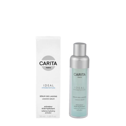 Carita Skincare Ideal hydratation Sèrum des lagons 50ml - siero idratante ricco