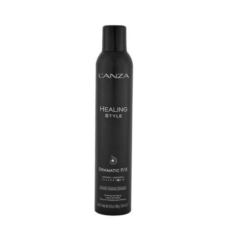 L' Anza Healing Style Dramatic F/X 350ml - lacca tenuta forte