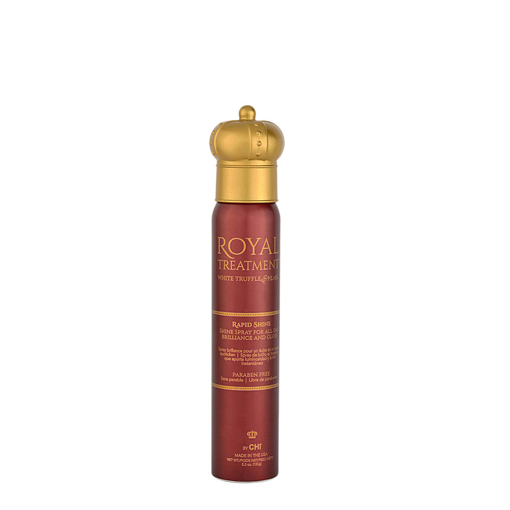 CHI Royal Treatment Rapid Shine Spray 150gr - spray lucidante di lunga durata