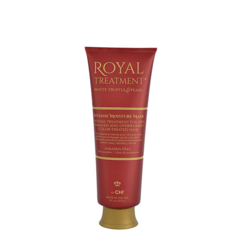 CHI Royal Treatment Intense Moisture Masque 236ml - maschera per capelli secchi e trattati