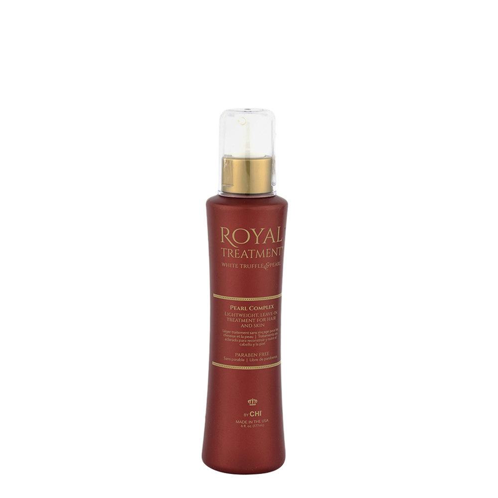 CHI Royal Treatment Pearl Complex Treatment hair&skin 177ml - crema idratante corpo e capelli