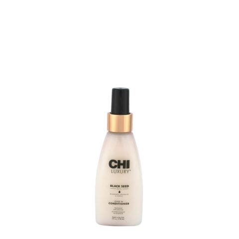 CHI Luxury Black seed oil Leave-in conditioner 118ml - balsamo senza risciacquo