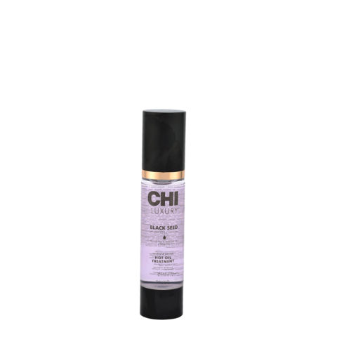CHI Luxury Black seed oil Intense repair Hot oil treatment 50ml - olio ristrutturante intensivo