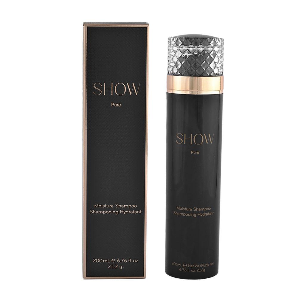 Show Pure Moisture Shampoo 200ml - shampoo idratante