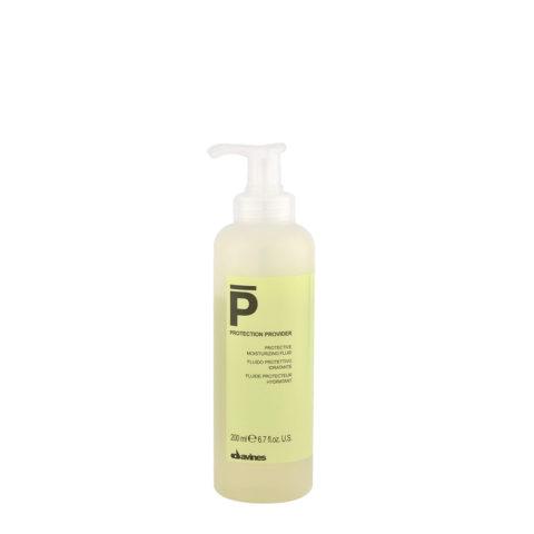 Davines Protection Provider Protective moisturizing Fluid 200ml - fluido protettivo idratante