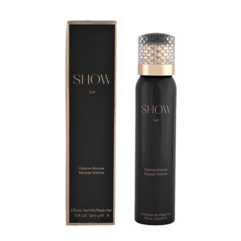 Show Lux Volume Mousse 176ml - schiuma volumizzante