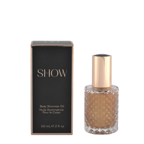 Show Body Shimmer Oil 60ml - olio illuminante corpo