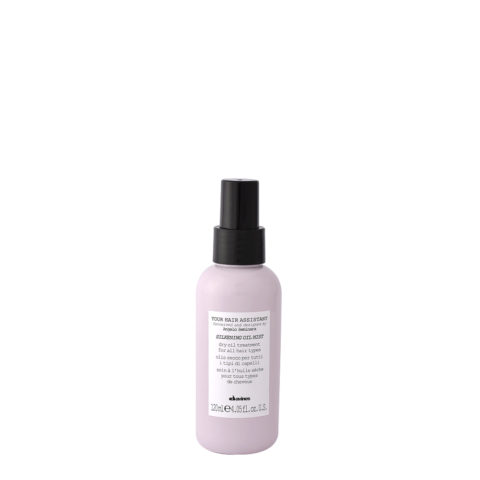 Davines YHA Silkening Oil Mist 120ml - olio secco nutriente
