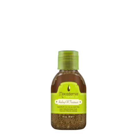 Macadamia Healing oil treatment 30ml - Olio terapeutico con Olio di Argan