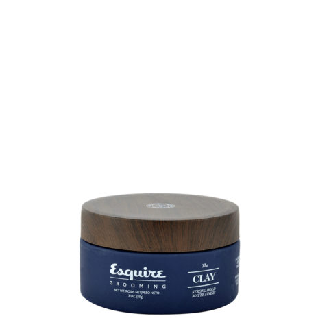 Esquire The Clay 85gr - argilla matte tenuta forte