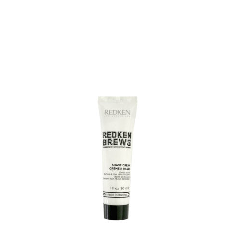 Redken Brews Man Shave cream 30ml - crema rasatura