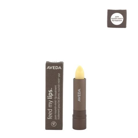 Aveda Feed my lips Pure nourish-mint lip treatment 3.4gr - idratante labbra