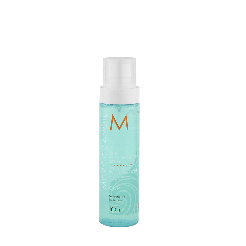 Moroccanoil Curl Re-energizing spray 160ml - Spray ravviva ricci