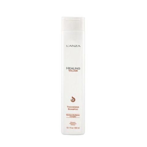 L' Anza Healing Volume Thickening Shampoo 300ml - shampoo volume capelli fini