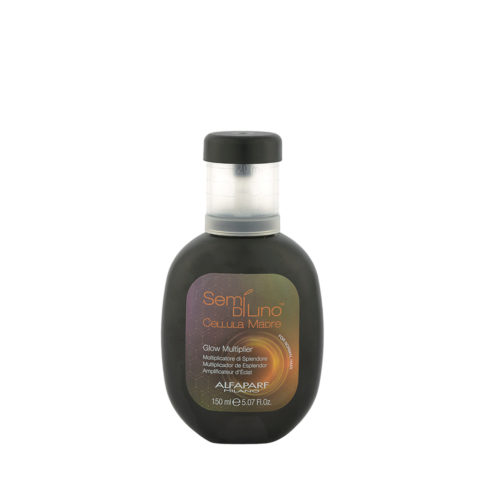 Alfaparf Semi Di Lino Cellula Madre Glow Multiplier 150ml - Siero Illuminante