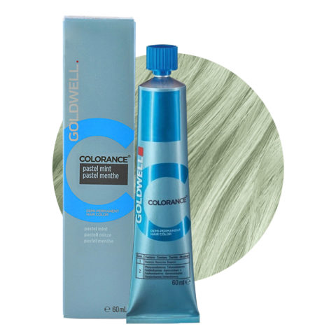 Pastel Mint Goldwell Colorance tb 60ml